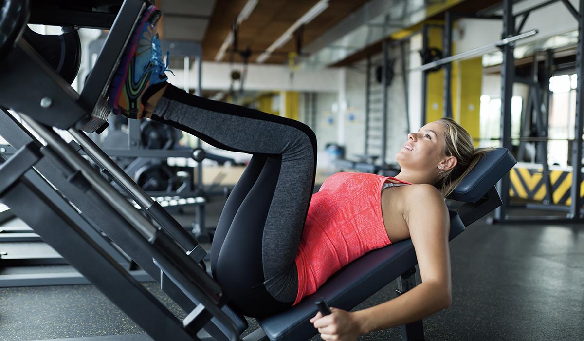 Wie trainiert man richtig mit einer Beinpresse? Tipps zum
