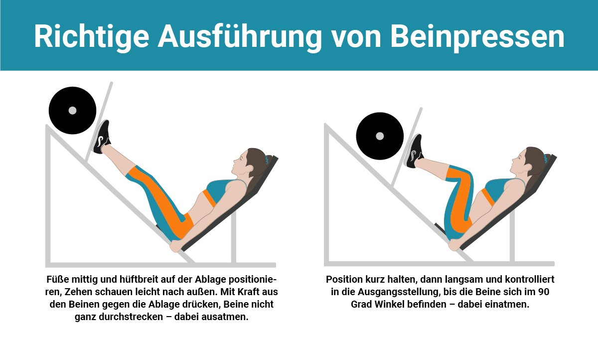 How-to: Beinpresse