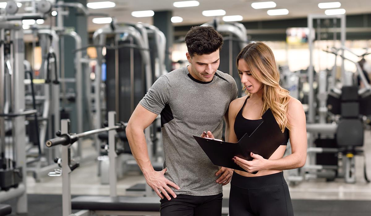 Ausbildung in der Fitnessbranche