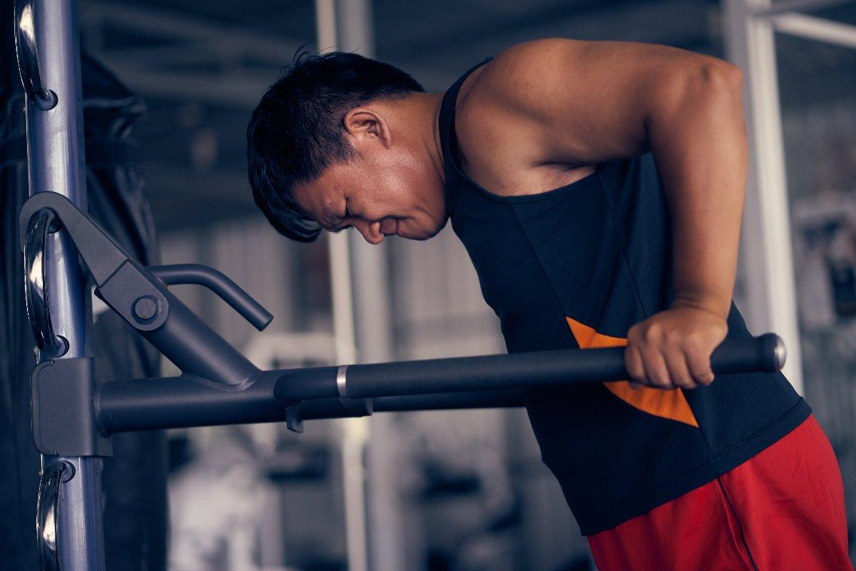 Die 5 besten Übungen für einen starken Trizeps