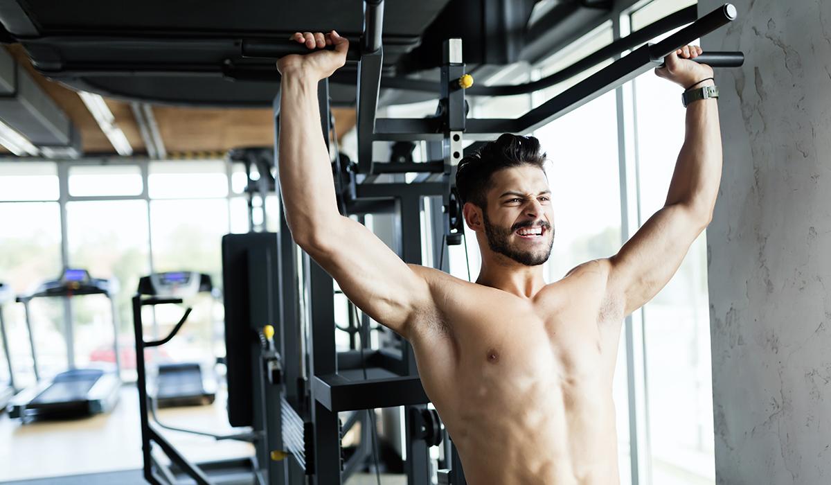 Tipps zum Training mit der Schulterpresse