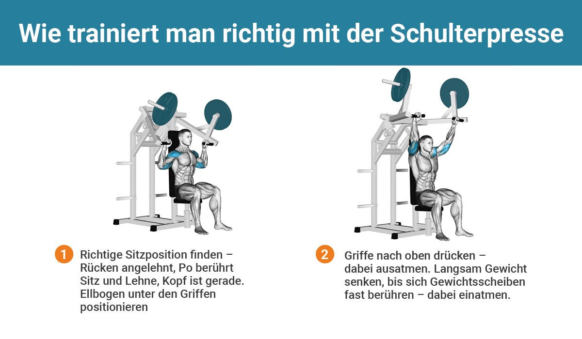 How to Schulterpresse