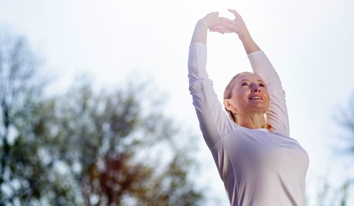 Aktiv gegen chronische Schmerzen