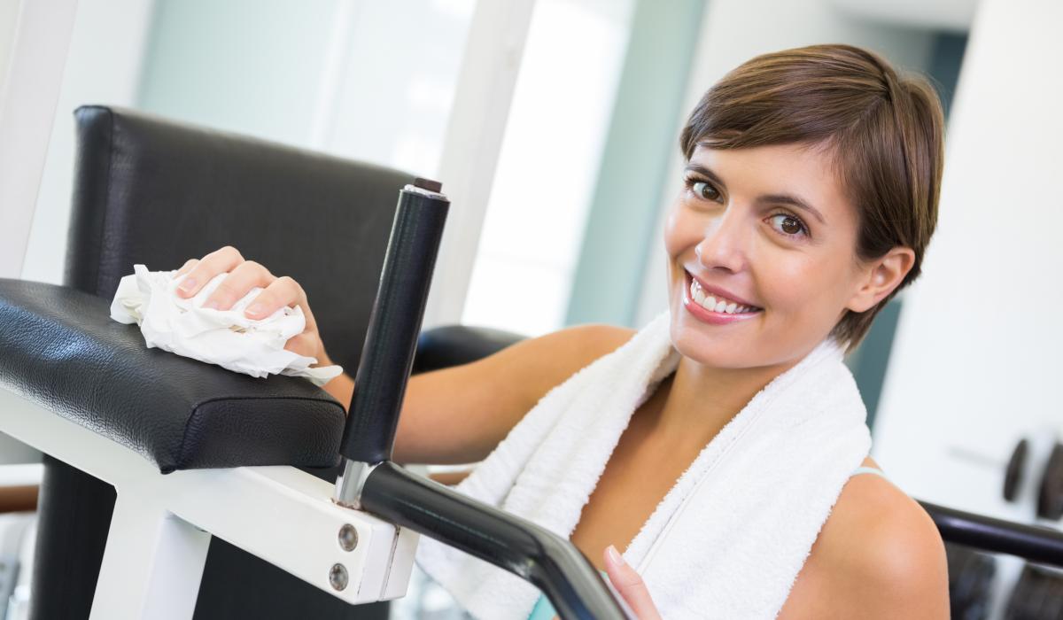 Coronavirus: So schützt du dich und andere im Fitnessstudio