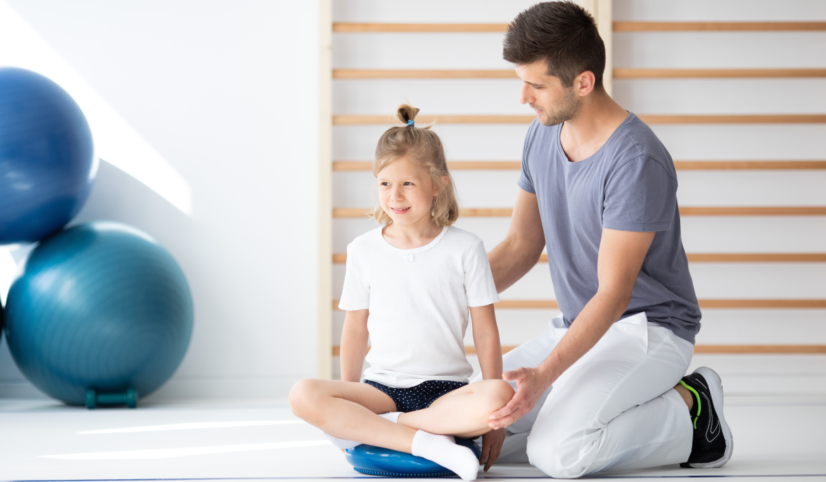 Balancekissen in Therapie und Reha