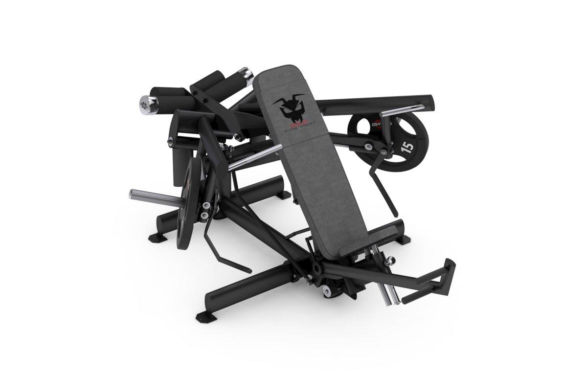 gym80 Pure Kraft Strong Schulterdrückgerät