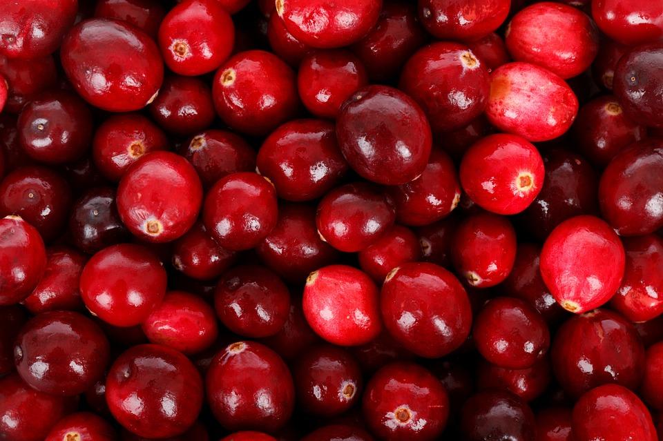 iss eine cranberry tag