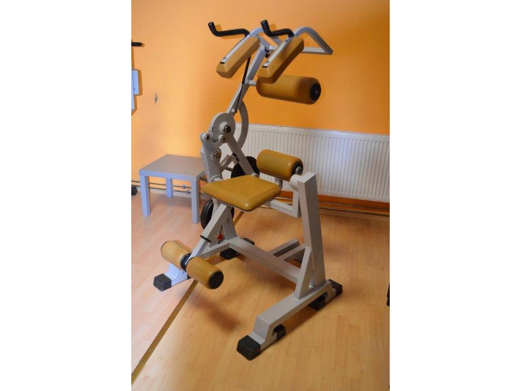 Inserat - Bauchmuskelmaschine der Marke Panatta - neu und