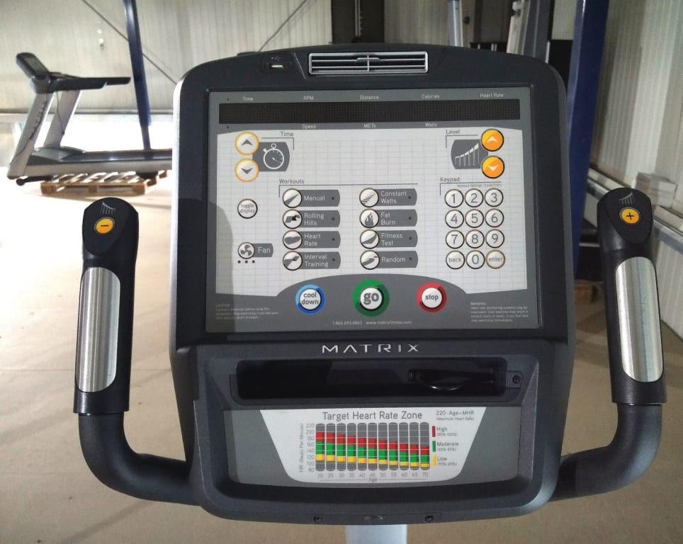 Ad - Matrix E5x Crosstrainer, New model