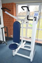 Proxomed Compass, Lat Pulldown, White, Used
