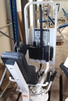 Cybex Abductor and Adductor Set, Strength Training, White, Used