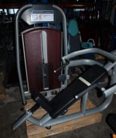 Realleader Chest Press    Incline Bench Press, Silver, Used