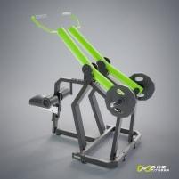 DHZ Fitness PULL DOWN - Neu, mit Garantie vom Hersteller
