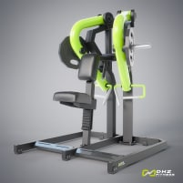 NEW - LOW ROW DHZ Fitness - Top quality with manufacturer's warranty