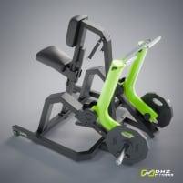 DHZ Fitness ROW (Plate Loaded Rudermaschine) - Neu und mit Herstellergarantie!