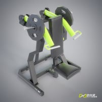 DHZ Fitness Plate Loaded SHOULDER PRESS - directly from the manufacturer