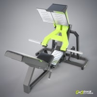 DHZ Fitness LEG PRESS Plate Loaded - new with warranty