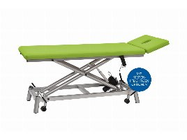 pader.eco fresh 2.0, Therapy Bed, Massage Table - silver