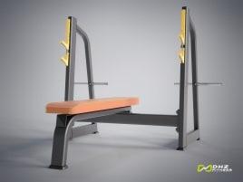 OLYMPIC BENCH Evost I - DHZ Fitness Hantelbank direkt vom Hersteller