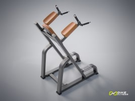 DHZ Fitness VERTICAL KNESS UP DIP Evost I - new and directly from the manufacturer