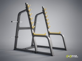 DHZ Fitness SQUAT RACK Evost I - directly from the manufacturer