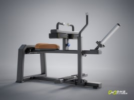 DHZ Fitness Evost I SEATED CALF - new with manufacturer's warranty