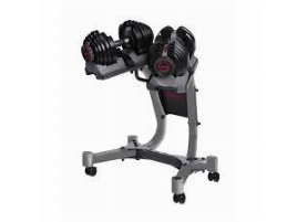 Bowflex Dumbbell Set 24 Kg (2 Dumbbells + Rack)