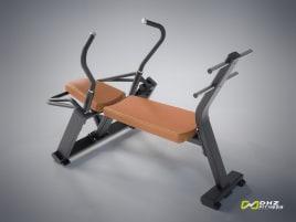 DHZ Fitness Bauchtrainer ABDOMINAL TRAINER - NEU mit Garantie