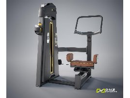 Rotationsmaschine DHZ Fitness - POWER STATION ROTARY TORSO Evost I direkt vom Hersteller