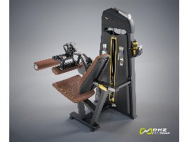 DHZ Fitness POWER STATION SEATED OUTER LEG Evost I - mit Garantie