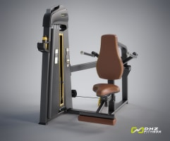 DHZ Fitness - POWER STATION SEATED DIP Evost I - directly from the manufacturer