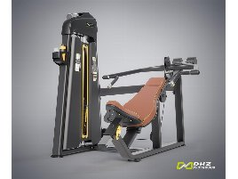 DHZ Fitness Schulterpresse POWER STATION SHOULDER PRESS Evost I Serie