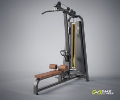 DHZ Fitness POWER STATION PULLDOWN Evost I Series directly from the manufacturer