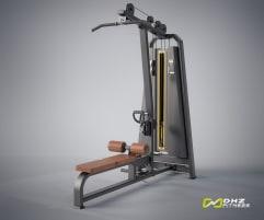 DHZ Fitness Latzugmschine POWER STATION PULLDOWN Evost I Serie direkt vom Hersteller