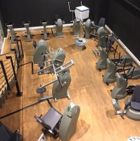 Milon Strength Endurance Training Circuit, 12 Machines, Refurbished, Traintec 2, Grey, Used