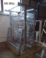BH Fitness Max Rack LD400   XD400EI, Smith Machine, Power   Squat Rack, Silver, Used