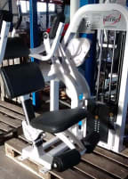 Nautilus Nitro Abdominal Machine, Abs, Used