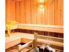 Röger Sauna - AUSSTELLUNGSSTÜCK - Nicht benutzt!