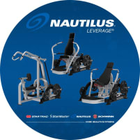 Nautilus Leverage - DIRECTLY FROM THE MANUFACTURER!