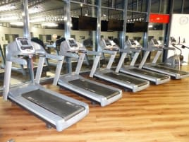 Gym Equipment  - Precor, TRX, Concept2, Life Fitness