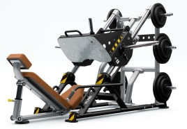 BH FITNESS PL700 Leg Press 45º
