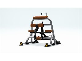 BH FITNESS PL170 Beinbeuger - isolateral - Heavy Load - jetzt bei uns im Showroom testen