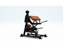 BH FITNESS PL130 Biceps Machine Heavy Load