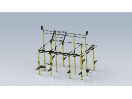 Crossfitness Rack Rig Functional Training *NEW* 2,78 x 4,32m