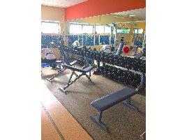 Gym Equipment Gym80 and Technogym