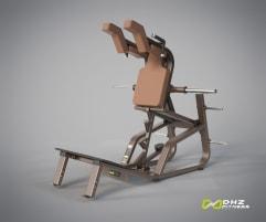 DHZ Fitness SUPER SQUAT Evost I - mit Herstellergarantie