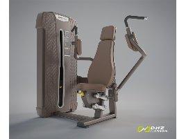 DHZ Fitness Pectoral Machine