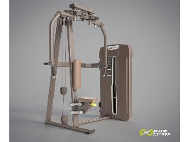 DHZ Fitness Rear Delt - Pec Fly