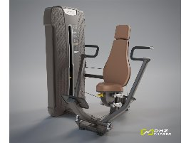 DHZ Fitness Vertical Press
