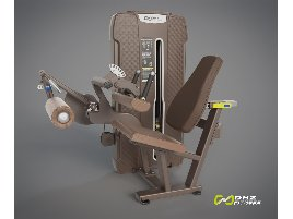 DHZ Fitness Seated Leg Curl